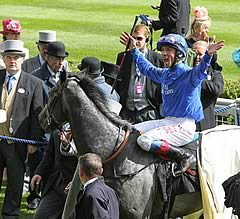 Colour Vision and Frankie Dettori